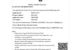 Виза в Индию для украинцев в 2021 году: нужна ли она, оформление электронного разрешения на въезд