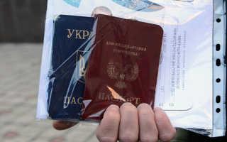 Вопросы и ответы о выдаче паспортов РФ жителям ДНР и ЛНР