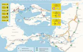 Автопутешествие по Крыму 2021: подробный отчёт, карта с маршрутом