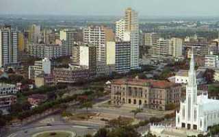 Виза в Мозамбик — Оформление визы в Мозамбик для россиян в Москве