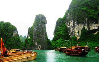 Бухта Халонг – главный символ Вьетнама