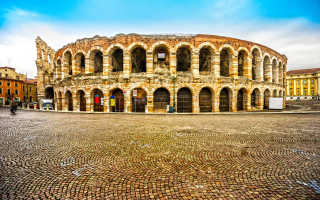 23 лучшие достопримечательности Вероны – фото с названиями и описанием, карта, что посмотреть в Вероне
