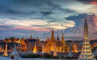 Большой дворец в Бангкоке или ещё одно место скопления китайцев