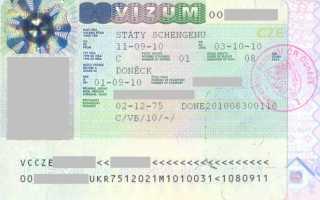 Виза в Польшу для белорусов — правильность оформления документов
