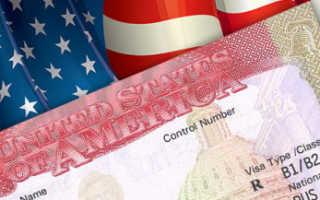 Виза в США — Оформление визы в США для россиян в Москве